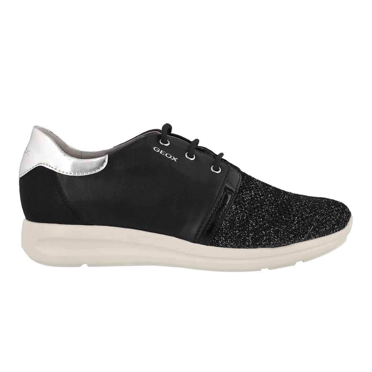 Lds Agyleah black fashion sneaker