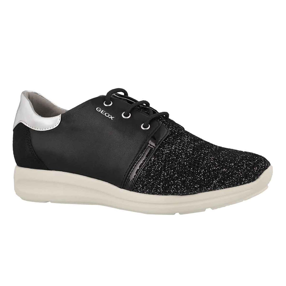 Women's AGYLEAH black fashion sneakers