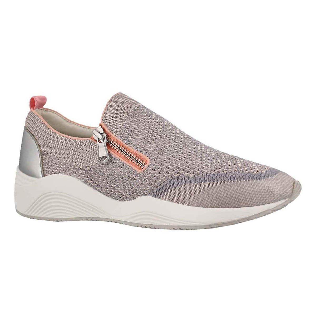 Women's OMAYA skin zip up runners