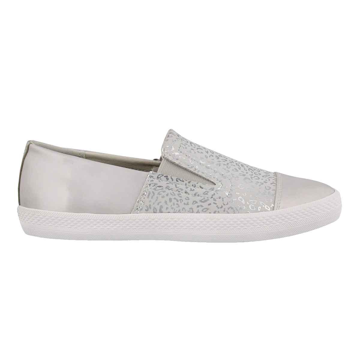 Lds Giyo off white slip on sneaker