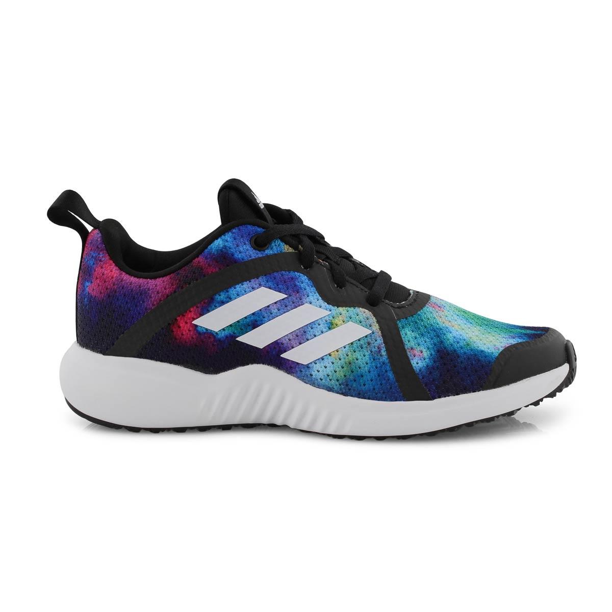Grls FortaRun X K blk/mlti/wht sneaker