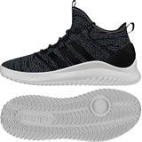 Mns CF Ultimate BBall black running shoe