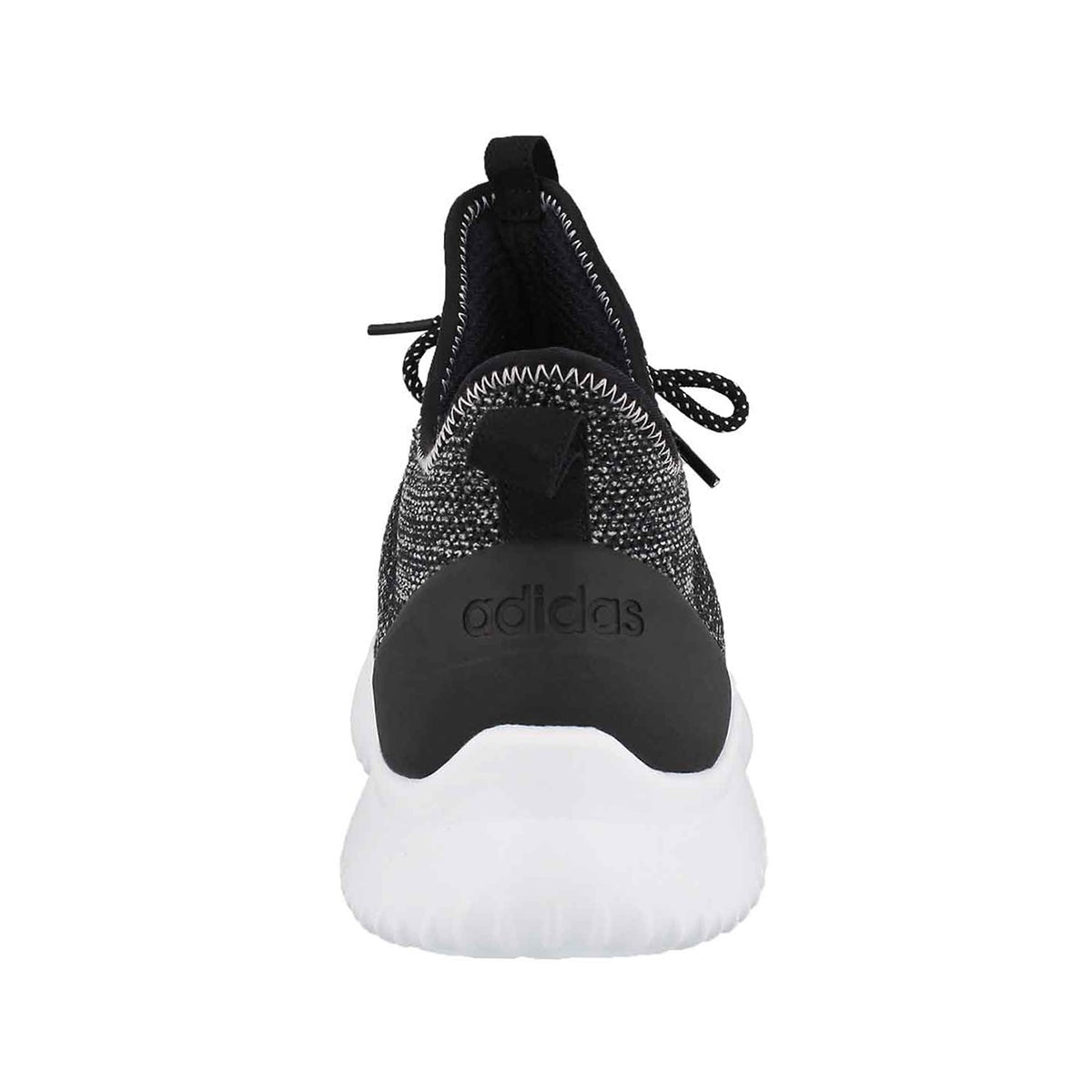 Mns CF Ultimate BBall black running shoe