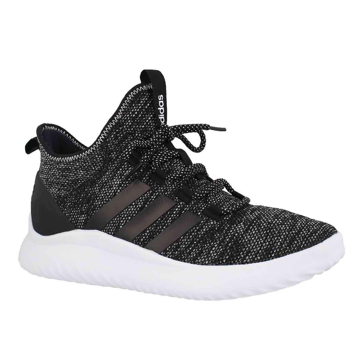 Men's CF ULTIMATE BBALL black running shoes
