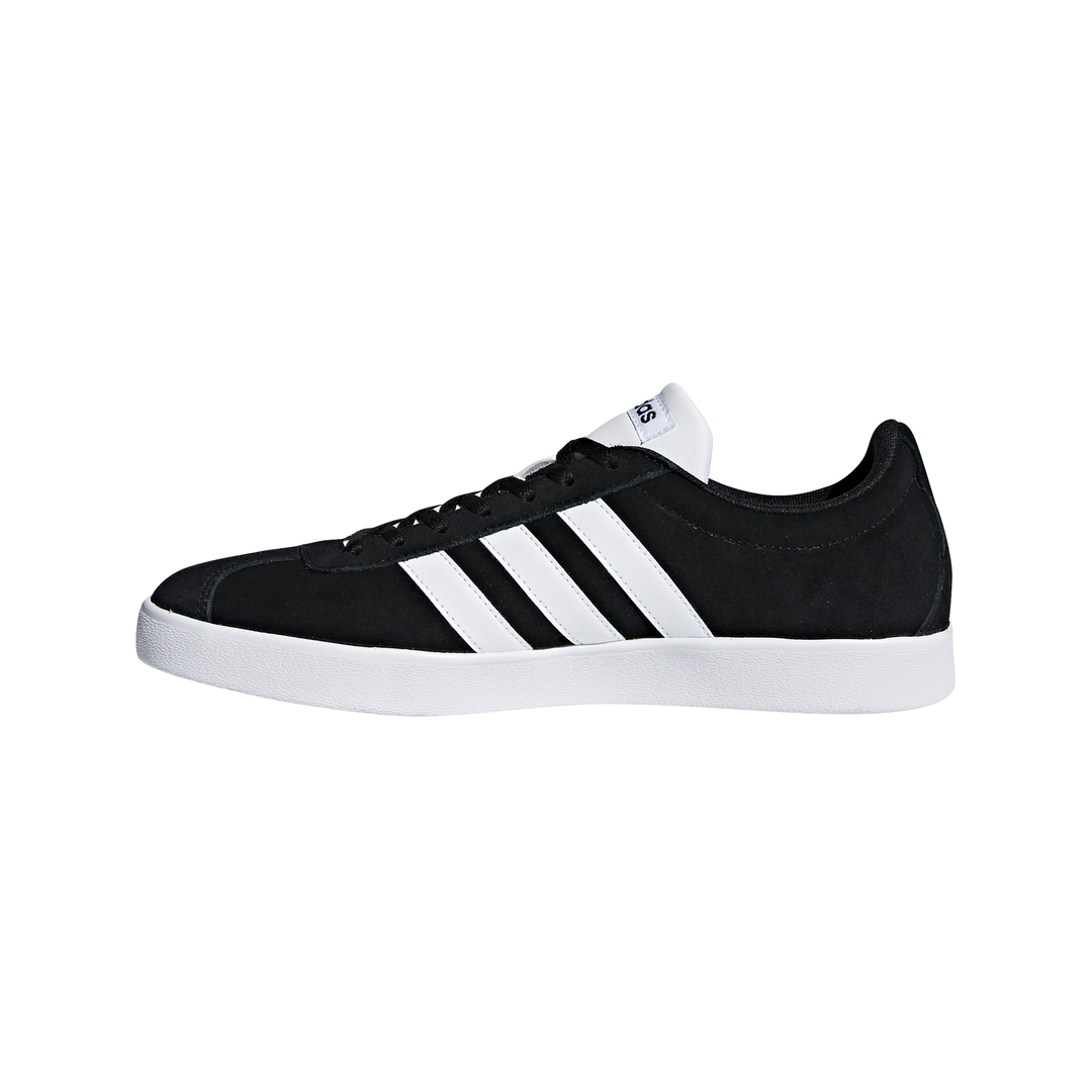 Mns VL Court 2.0 black/white sneaker