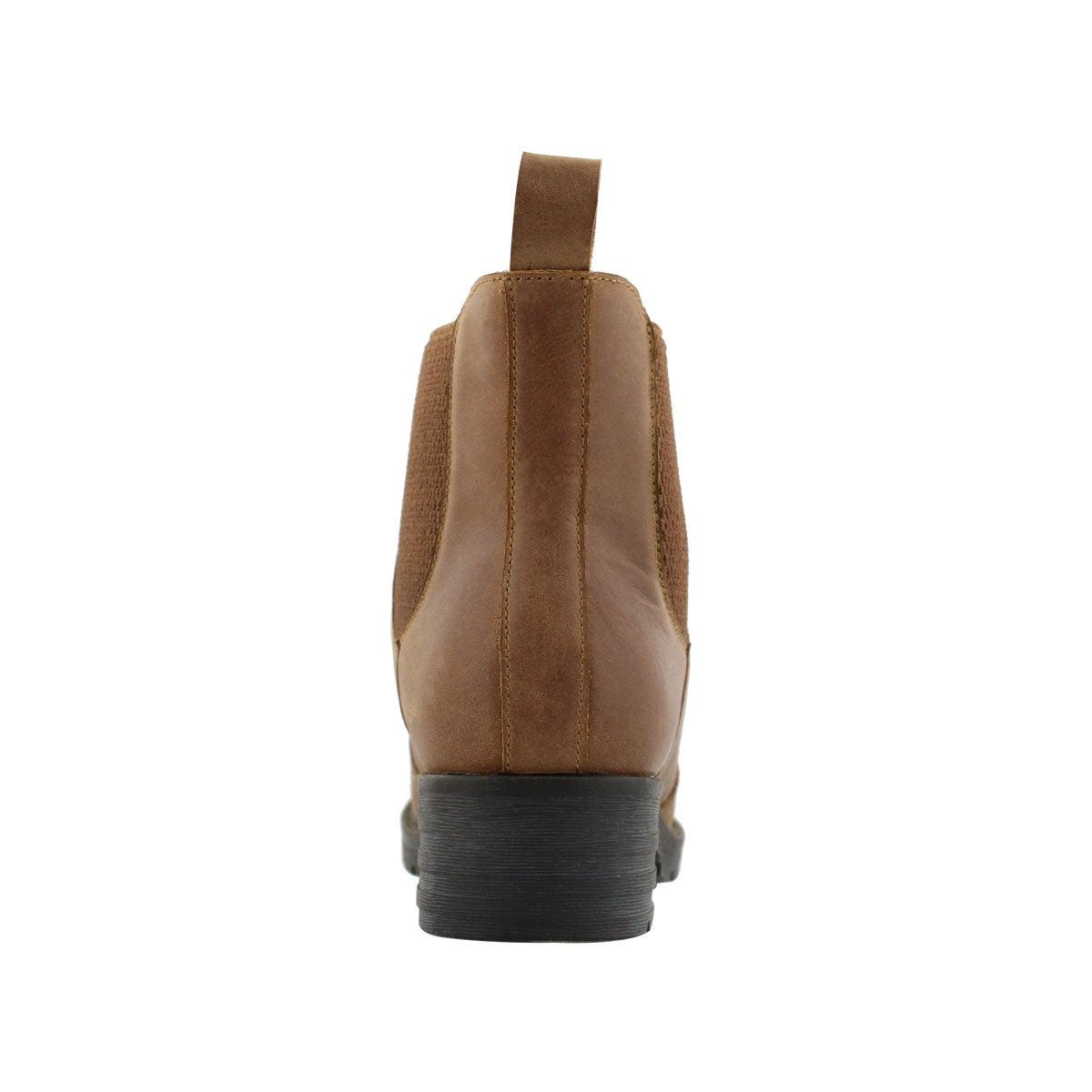 Lds Daelyn brown chelsea boot