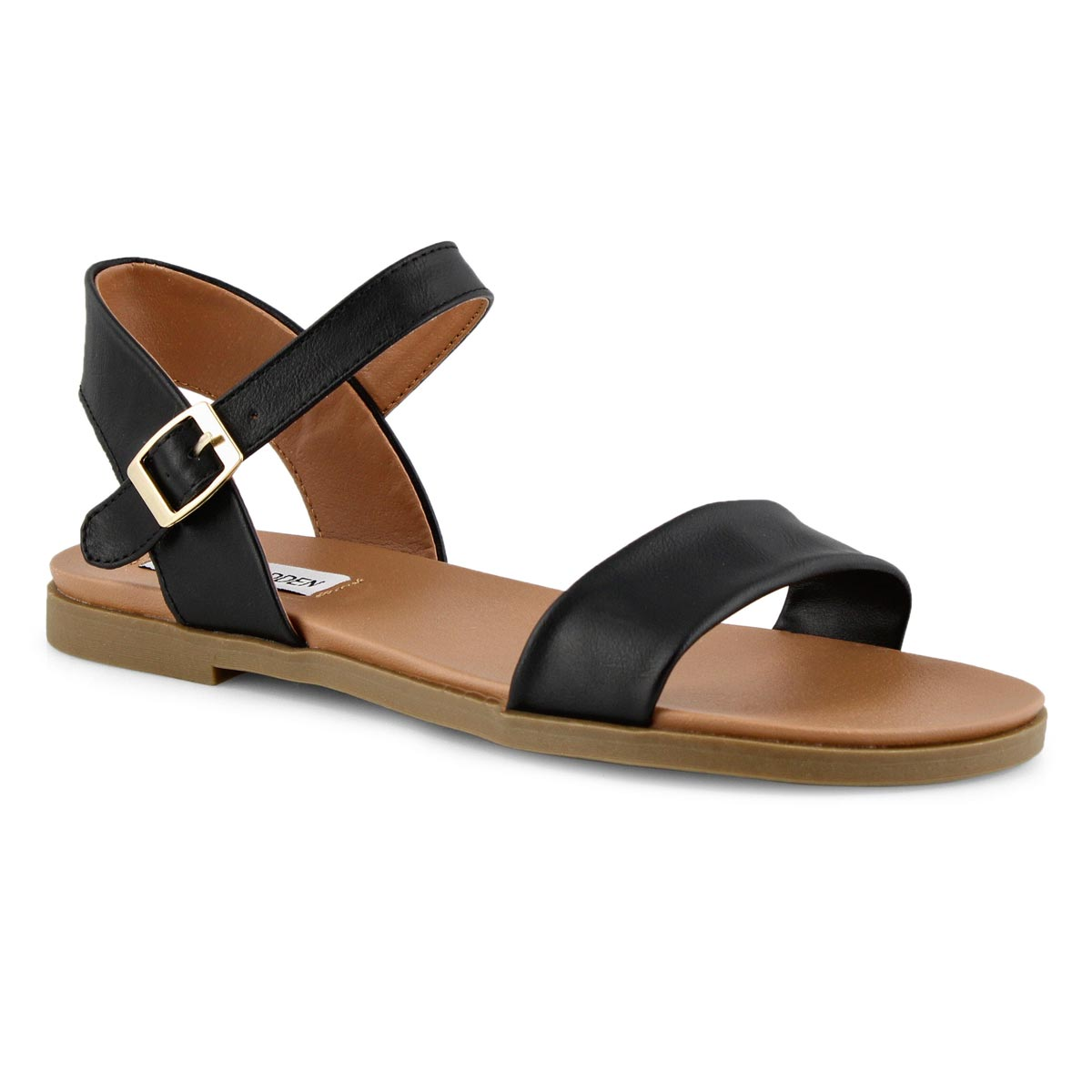 Lds Daelyn black dress sandal