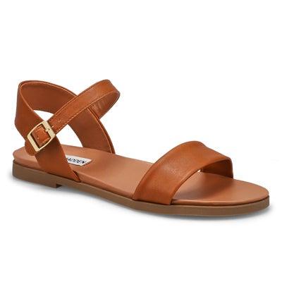 Lds Daelyn cognac dress sandal