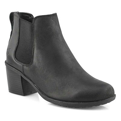 Lds Daisey 2 black chelsea boot