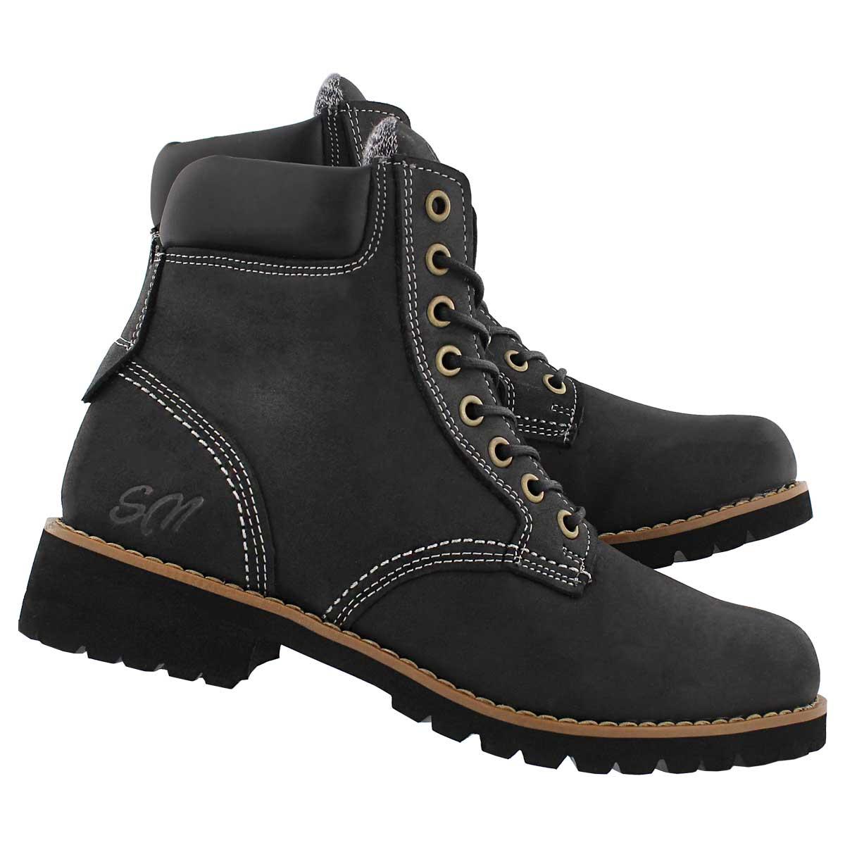 Lds Dalisse 2 black combat boot