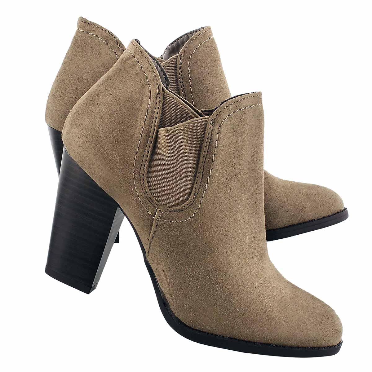 Lds Daphne cement lo dress ankle boot
