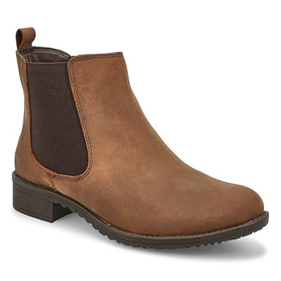 Lds Darilyn brown chelsea boot