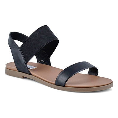 Lds Darnell black casual sandal
