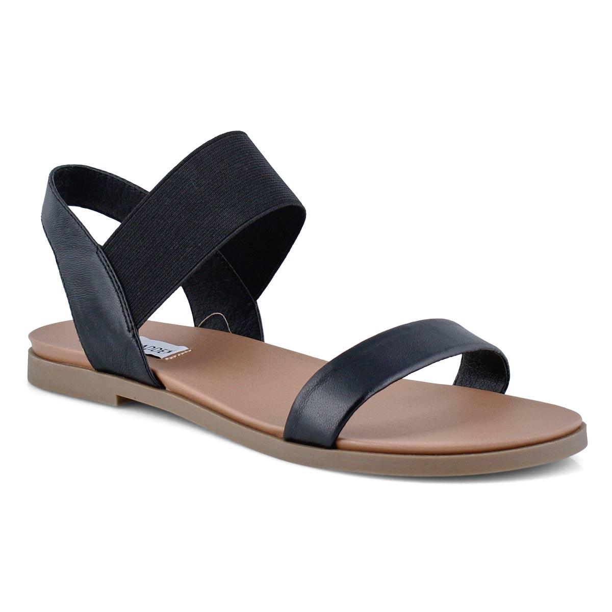 Lds Darnell black casual sandal
