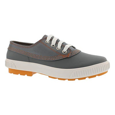 Lds Dash cncrt waterproof lace up duckie