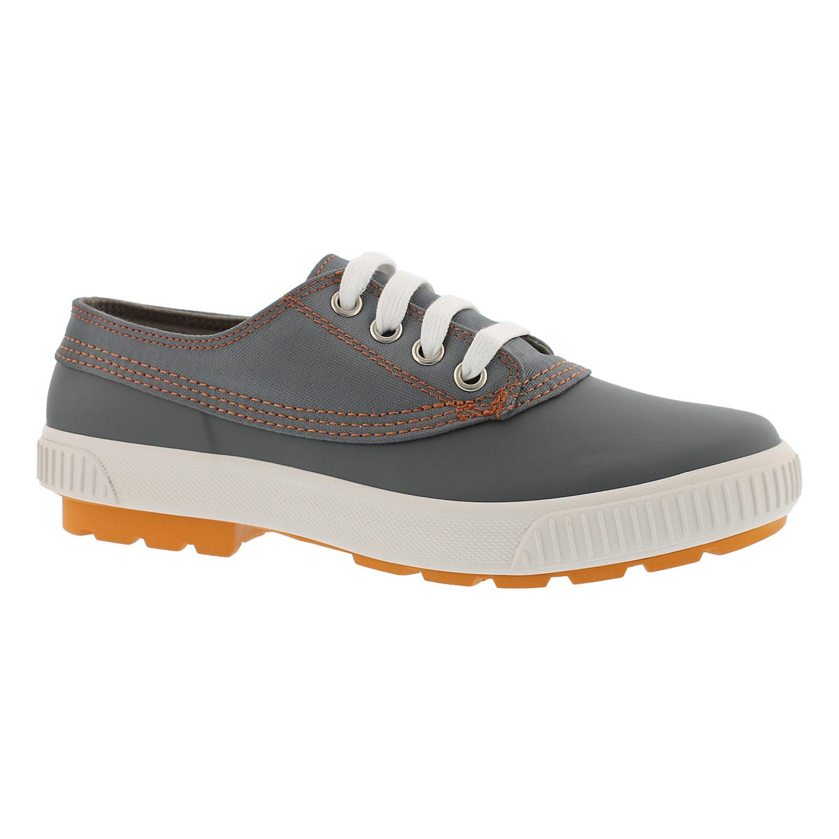 Women's DASH concrete waterproof lace up duckies