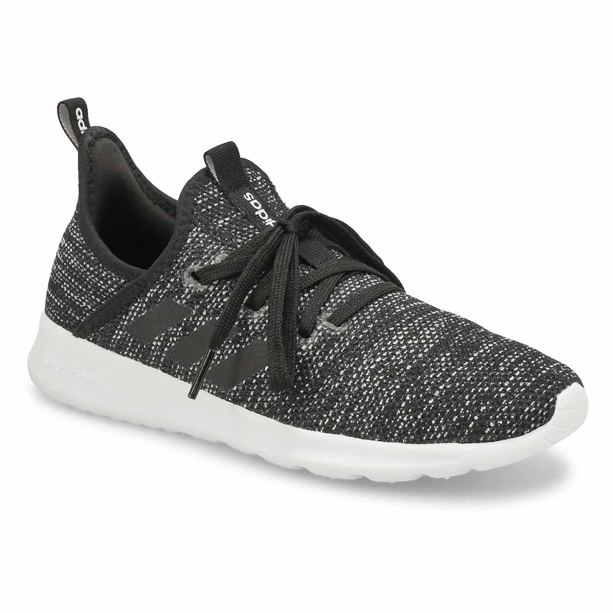 Women's CLOUDFAOM PURE black running shoes