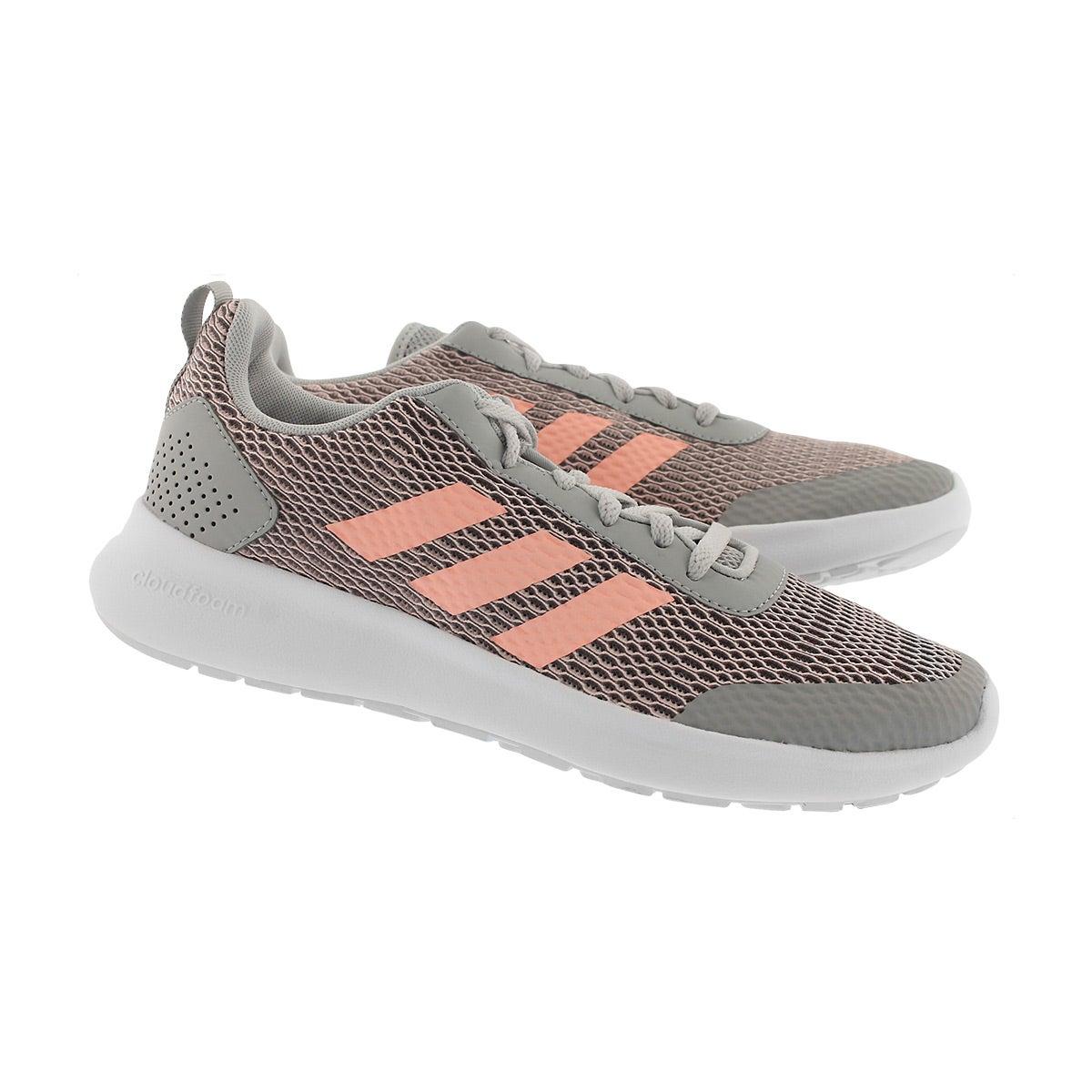 Lds CF Element Race gry/crl running shoe