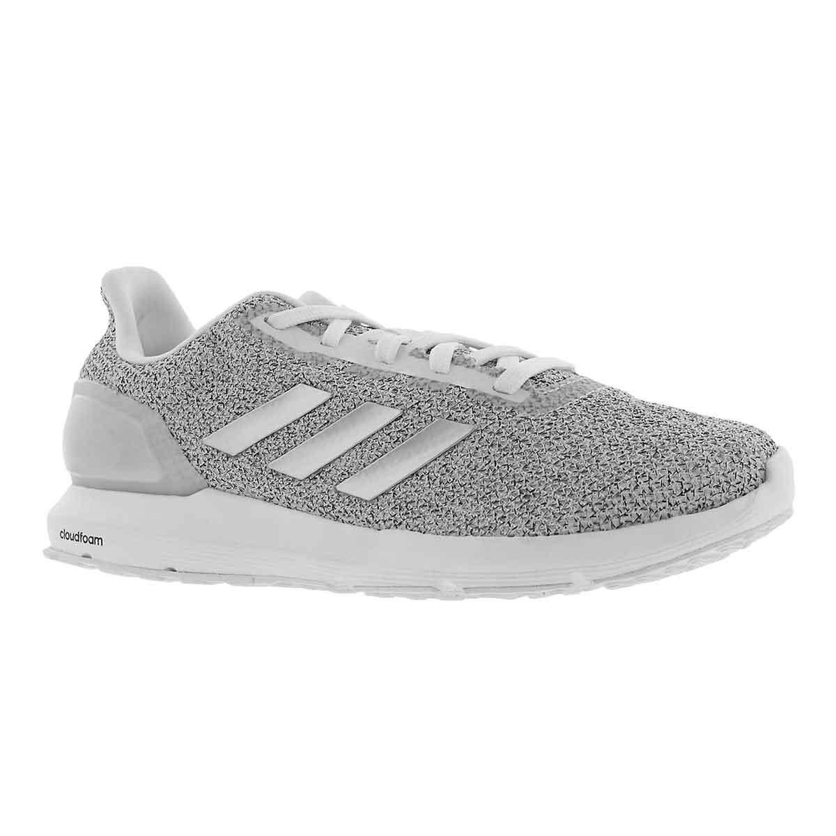 Lds Cosmic 2 SL wht/slvr running shoe