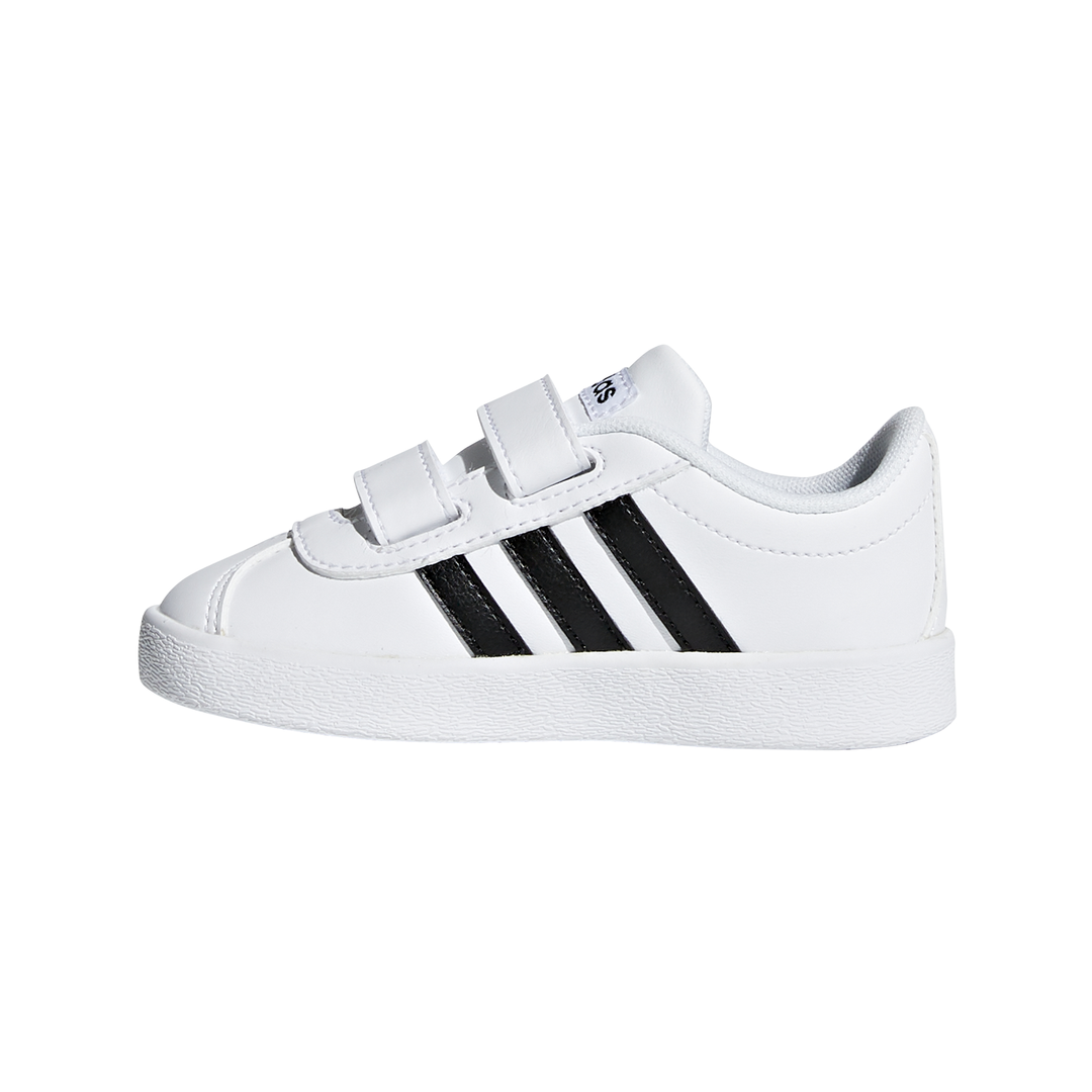 Inf VL Court 2.0 CMF wht/blk sneaker