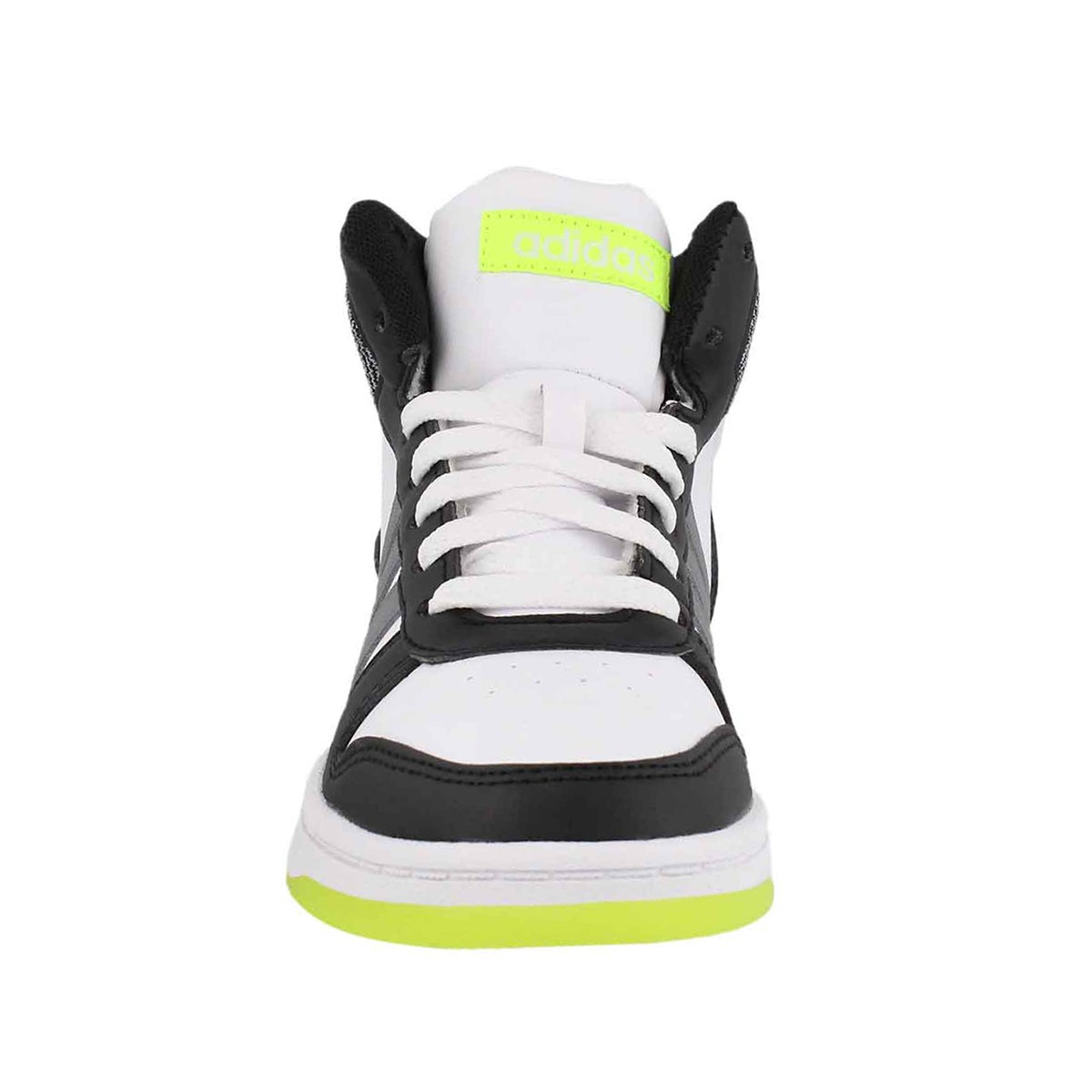Bys V5 Hoops Mid 2.0 wht/gry/blk sneaker