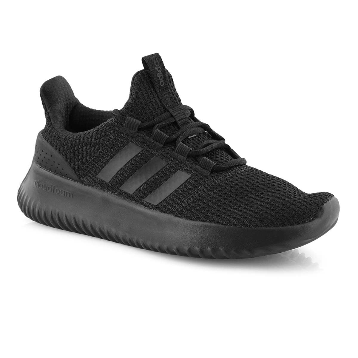 Chlds Cloudfoam Ultimate blk/blk sneaker
