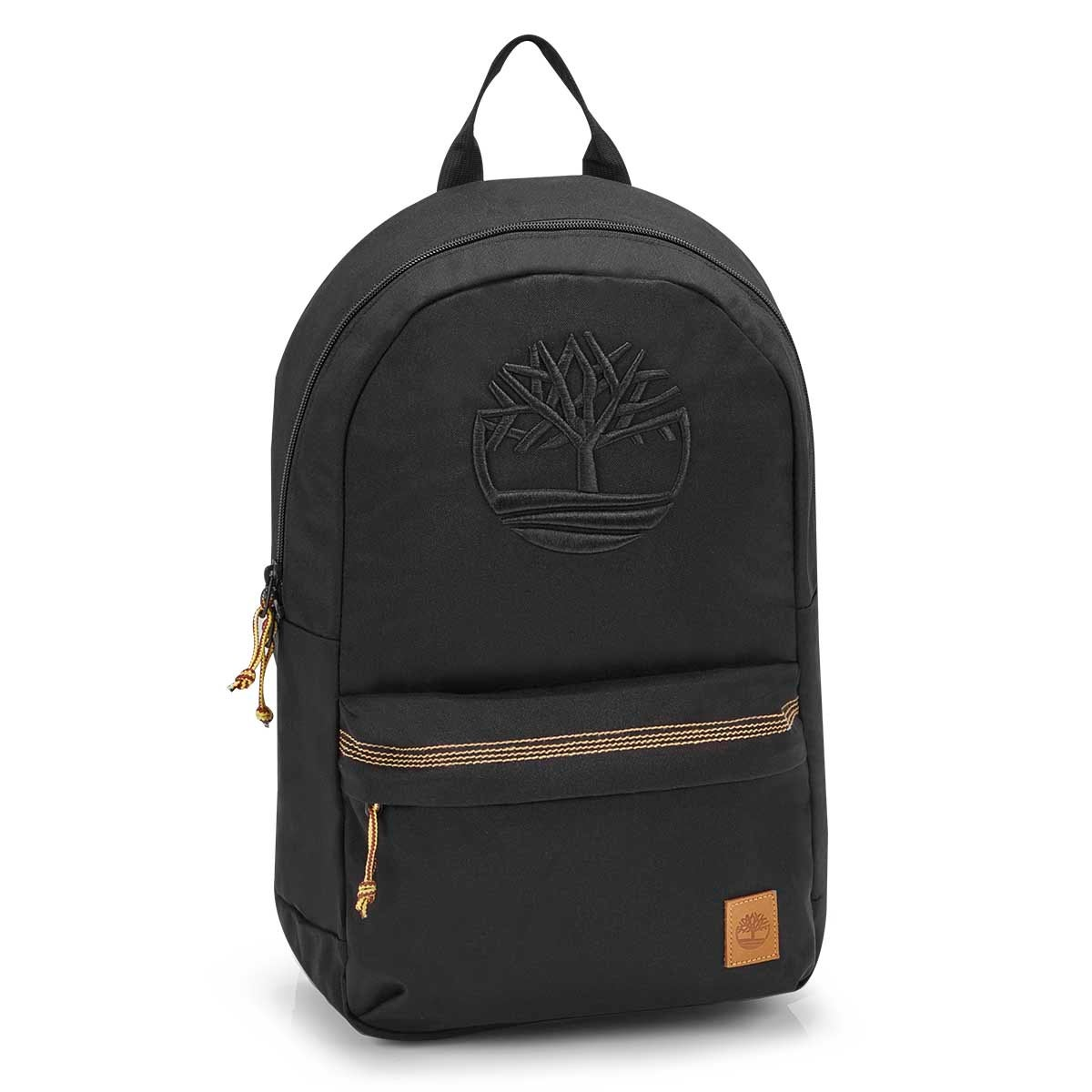 Unisex MENDUM POND black backpack