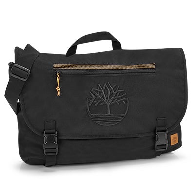 Timberland Mendum Pond blk messenger bag