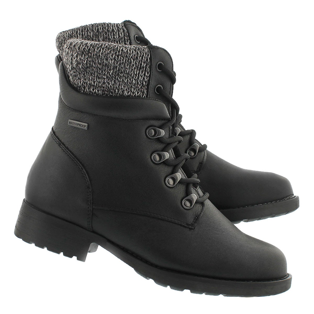 Lds Derry black wtpf winter boot