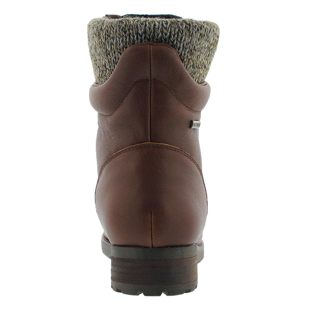 Lds Derry dk brn wtpf winter boot