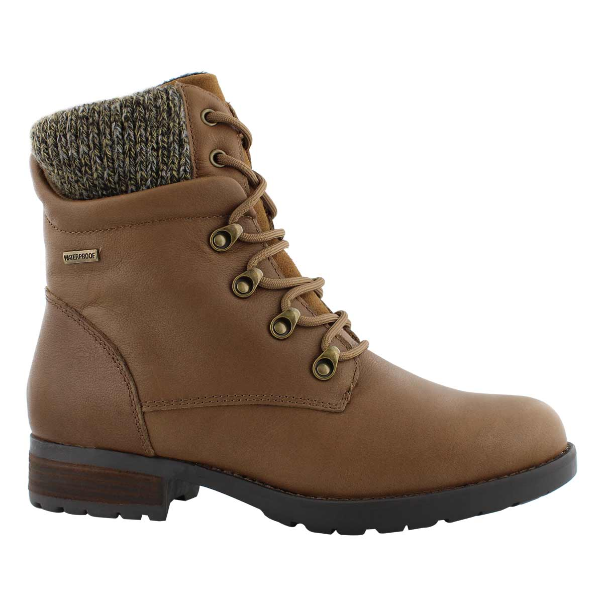 Lds Derry taupe wtpf winter boot