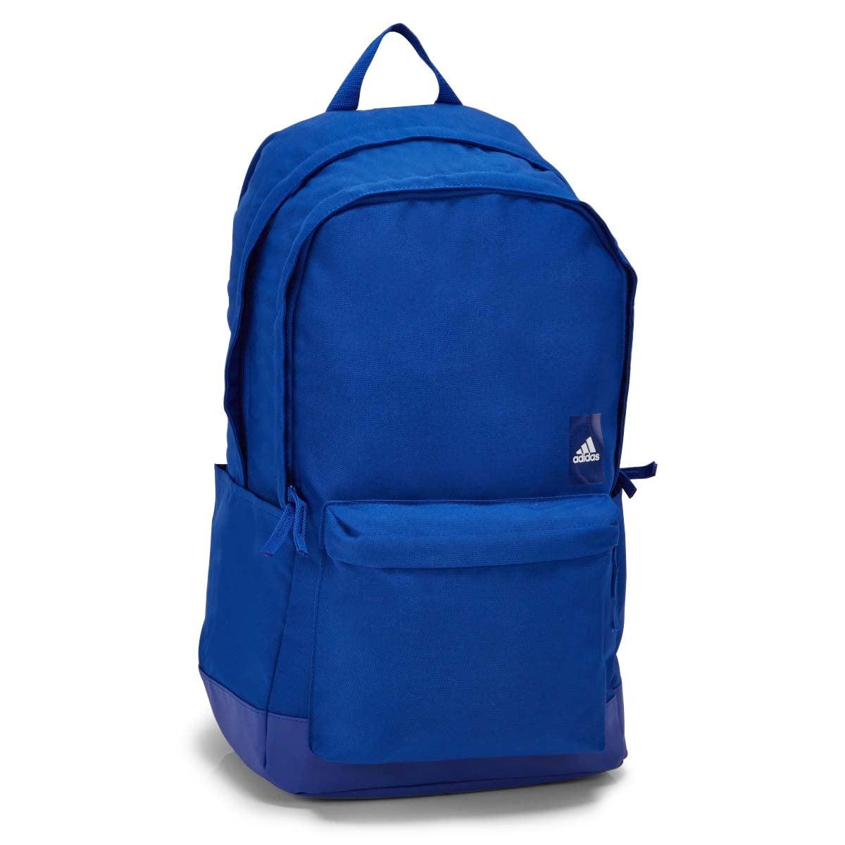 Adidas CLA BP Large ryl blu/wt backpack