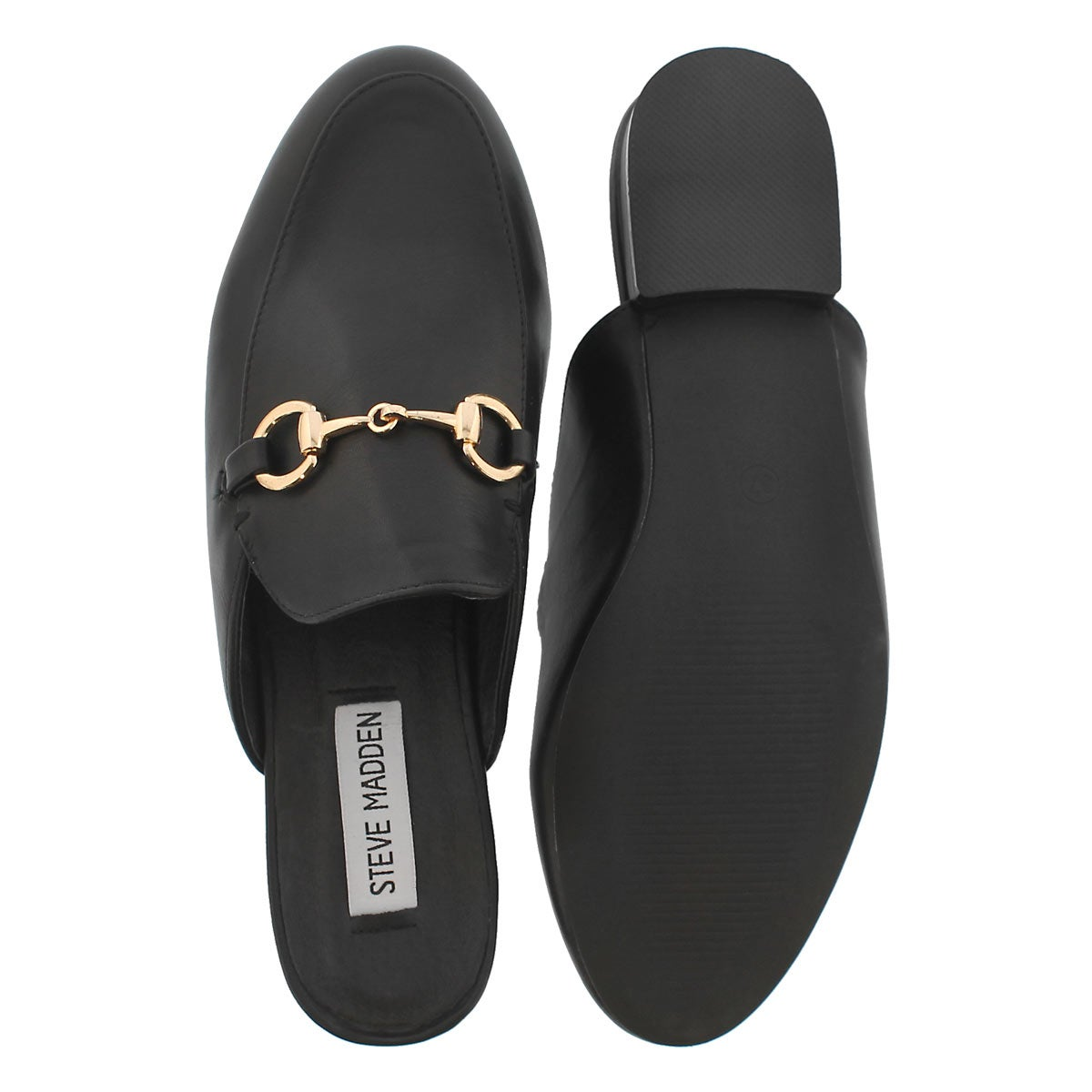 Lds Doriana black slip on dress loafer