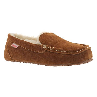 SoftMoc Women's DOTTIE chestnut memory foam moccasins
