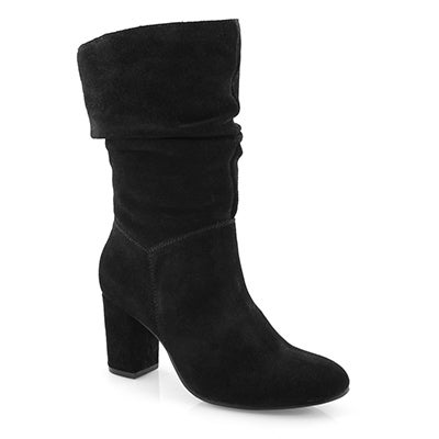 Lds Drea black ankle boot