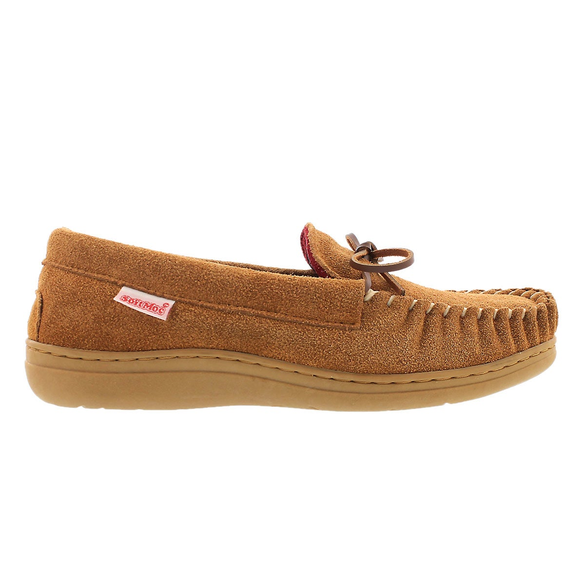 Mns Dusk ches suede moccasin
