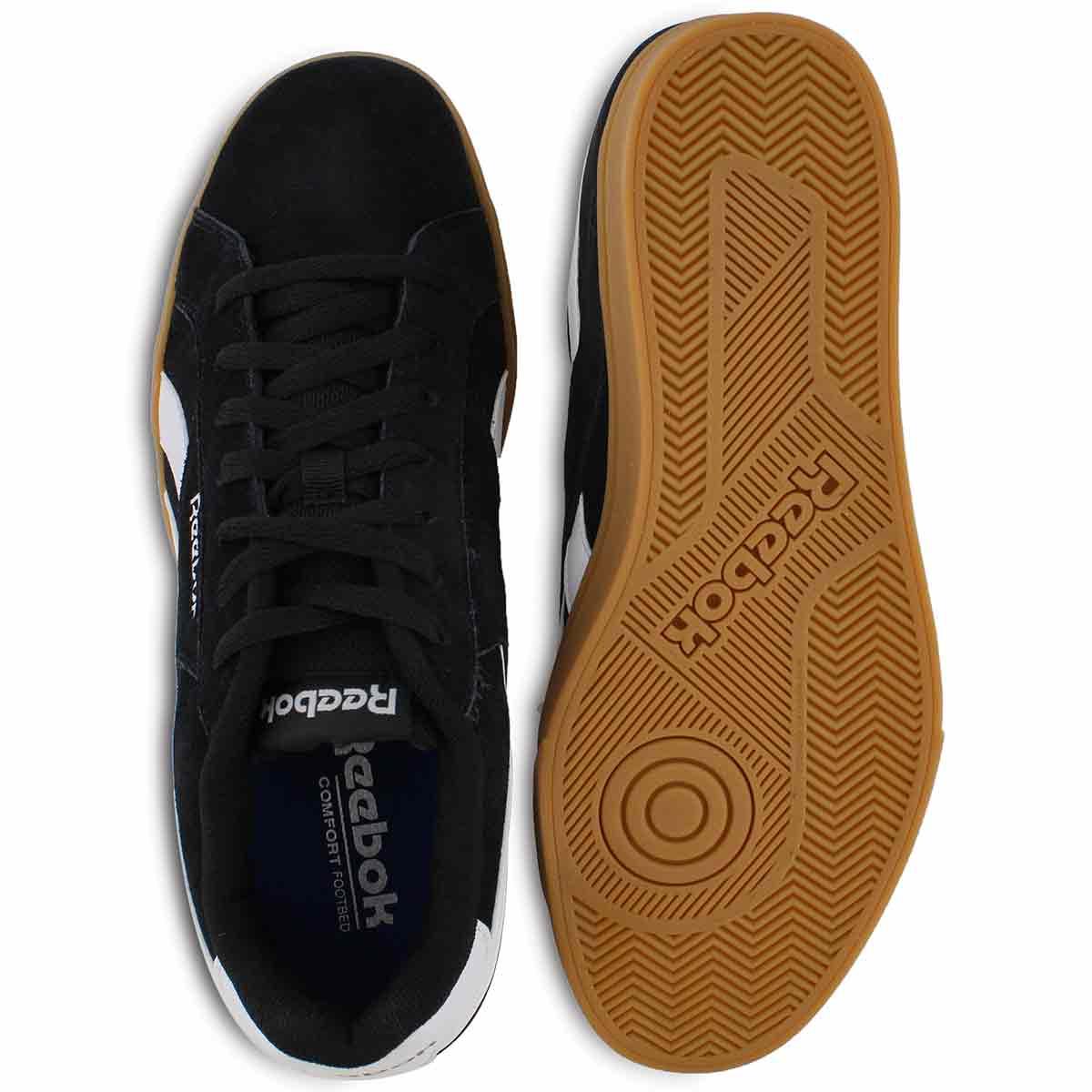 Men's ROYAL COMPLETE 3 LOW blk/wht sneakers
