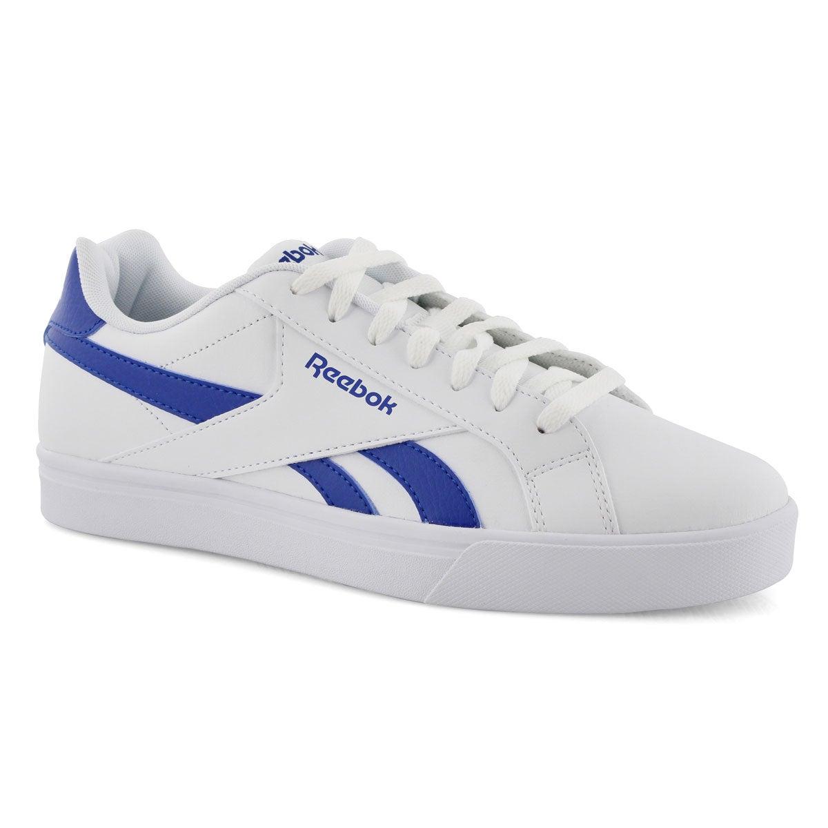 Mns Royal Complete3Low wht/blu sneaker