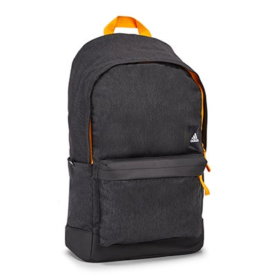 Adidas Clas BP Fabric1 blk/gld backpack