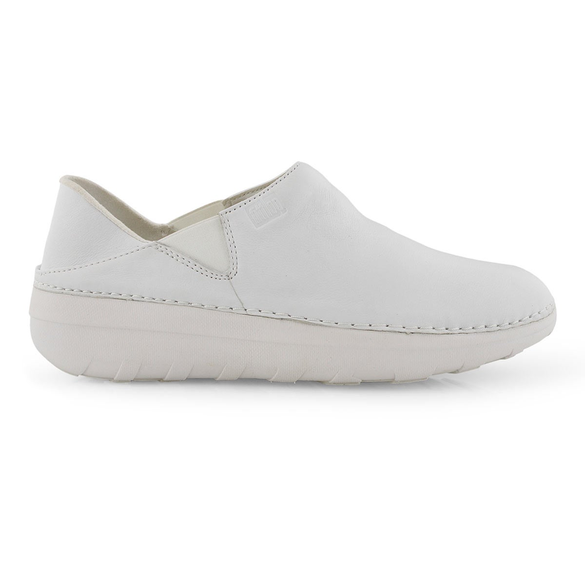 Lds Superloafer urban wht casual loafer