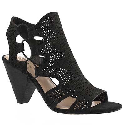 Lds Eadon black dress sandal