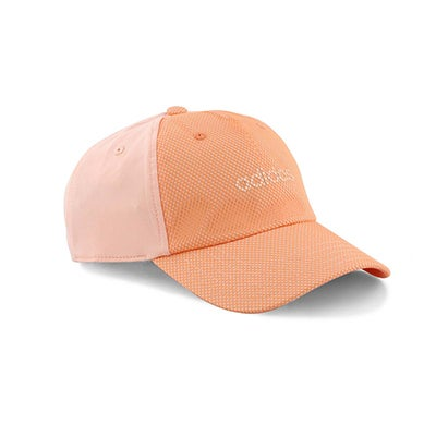adidas Women's BASEBALL T4H pink/coral caps