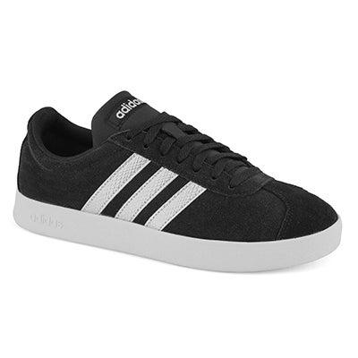 Lds VL Court 2.0 blk/wht sneaker