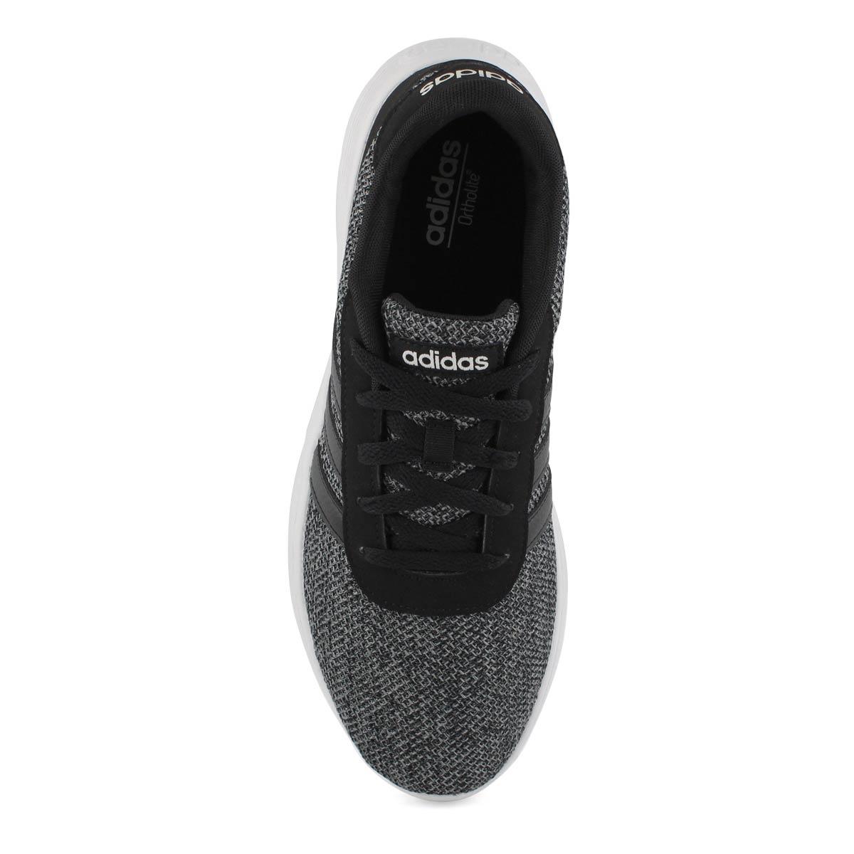 Mns Lite Racer black running shoe