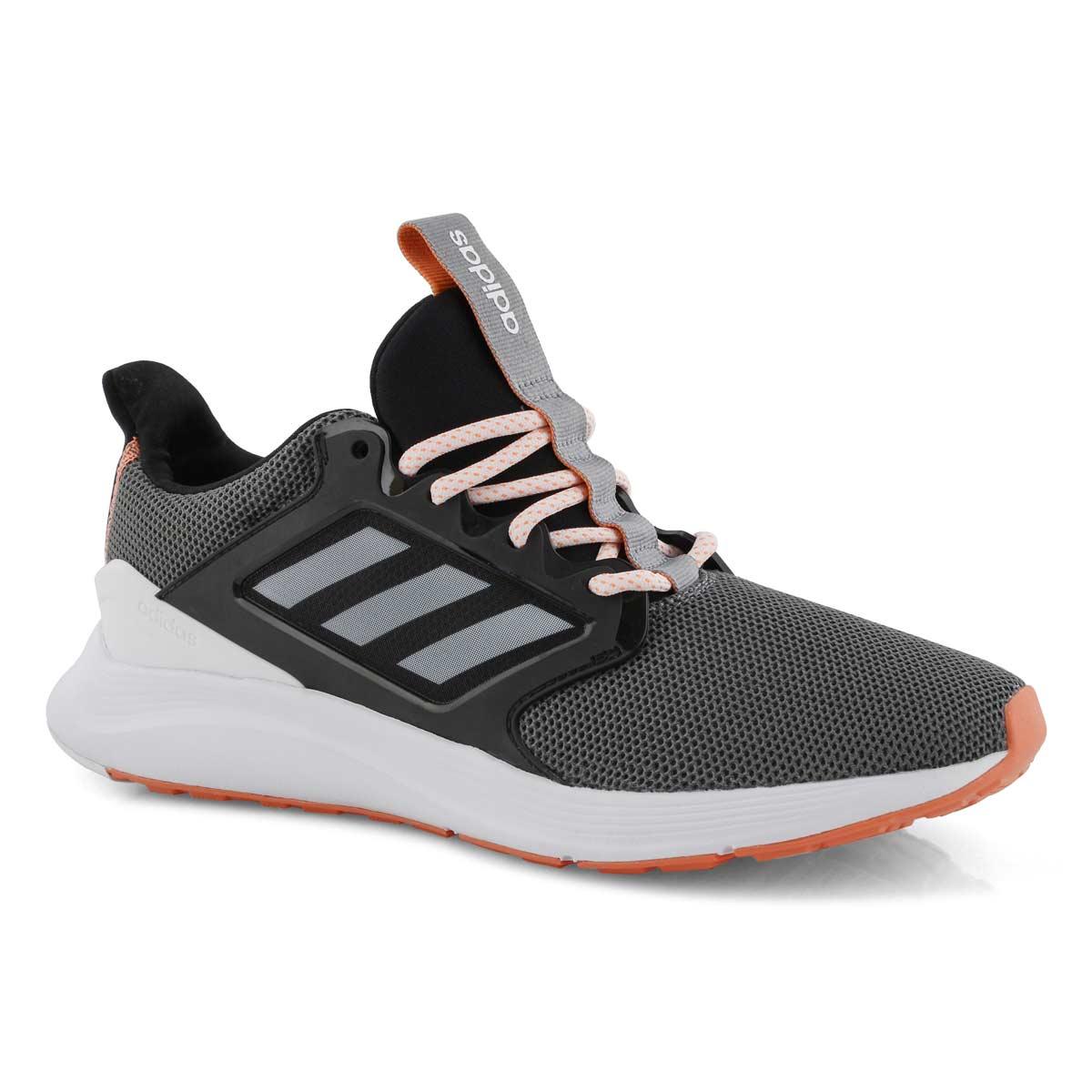 Women's ENERGY FALCON X black/white running shoes