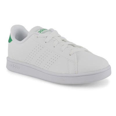 Chlds Advantage K white/green sneaker
