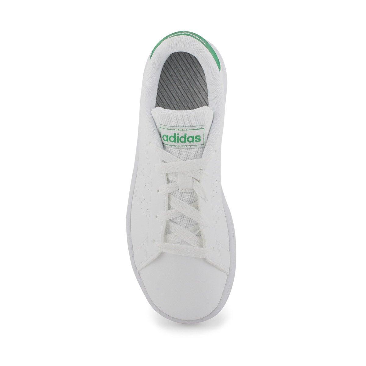 Chlds Advantage K white/green sneaker