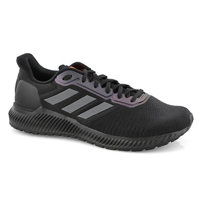 Mns Solar Ride M blk/gry running shoe
