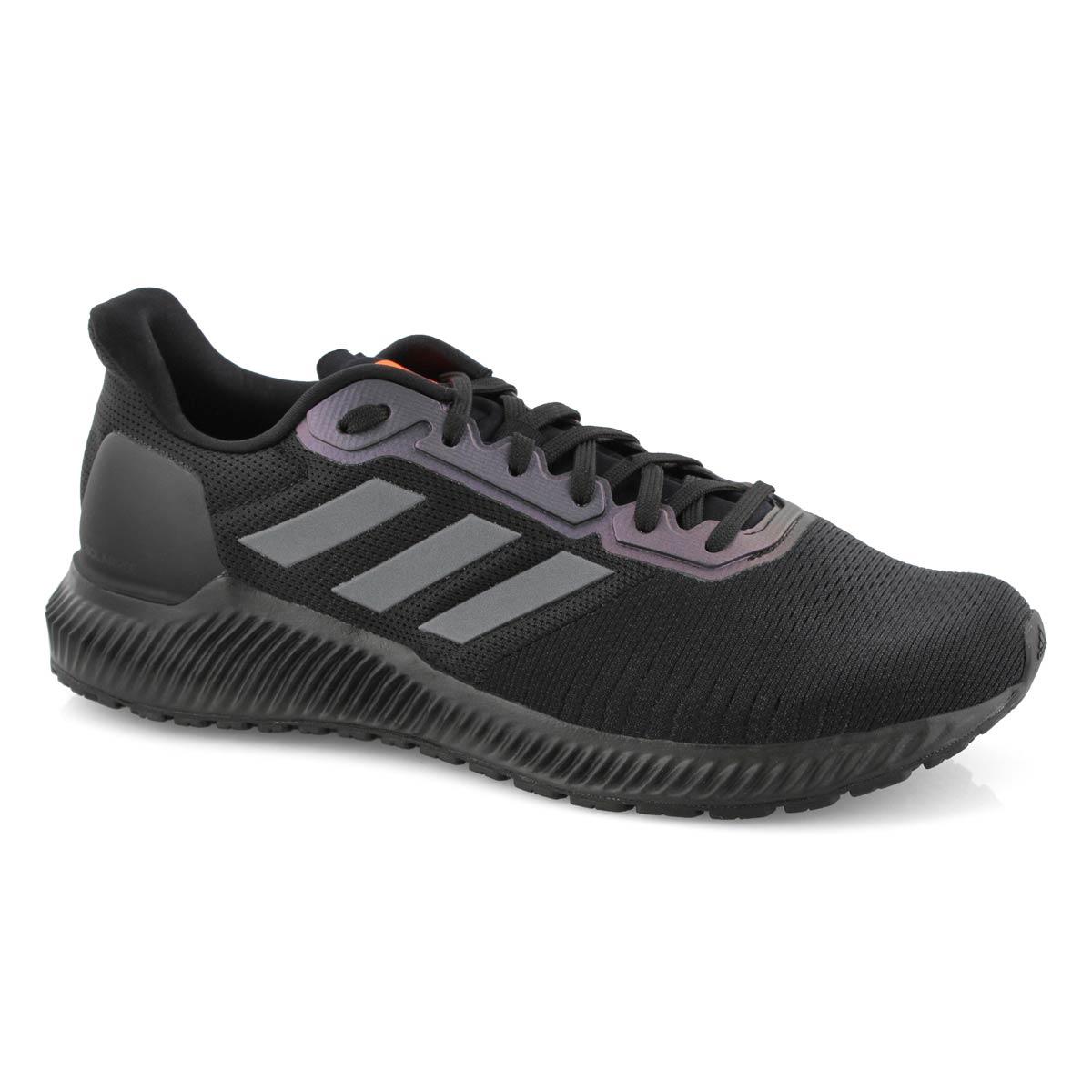 Chaussures de course SOLAR RIDE M noir/gris, homme