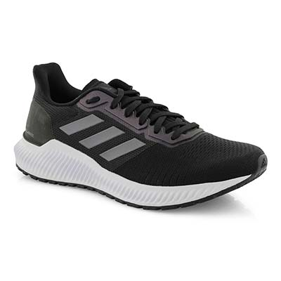 Lds Solar Ride W bk/gry/wht running shoe